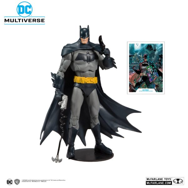 BATMAN DETECTIVE COMICS #1000 FIGURINE DC REBIRTH McFARLANE TOYS 18 CM (1) 787926150018 kingdom-figurine.fr