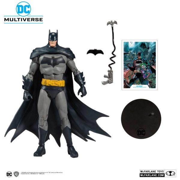 BATMAN DETECTIVE COMICS #1000 FIGURINE DC REBIRTH McFARLANE TOYS 18 CM 787926150018 kingdom-figurine.fr