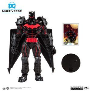 BATMAN HELLBAT SUIT FIGURINE BATMAN & ROBIN McFARLANE TOYS 18 CM 787926156010 kingdom-figurine.fr