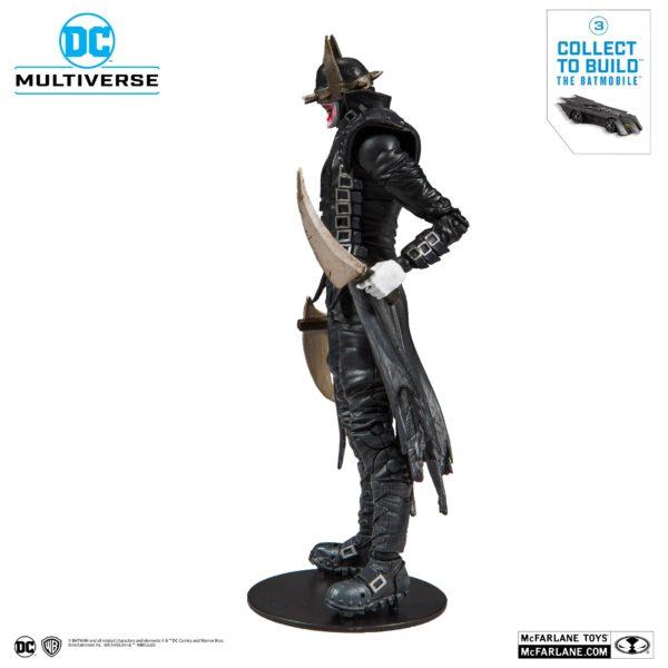 BATMAN WHO LAUGHT FIGURINE BATMAN DARK NIGHTS METAL McFARLANE TOYS 18 CM (3) 787926154030 kingdom-figurine.fr