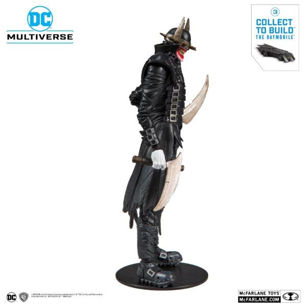 BATMAN WHO LAUGHT FIGURINE BATMAN DARK NIGHTS METAL McFARLANE TOYS 18 CM (5) 787926154030 kingdom-figurine.fr