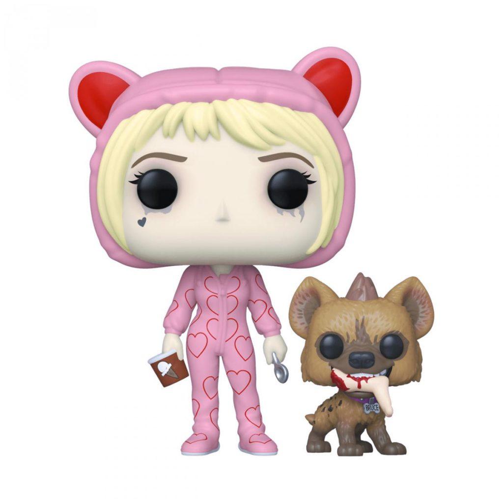 Harley Quinn et Beaver