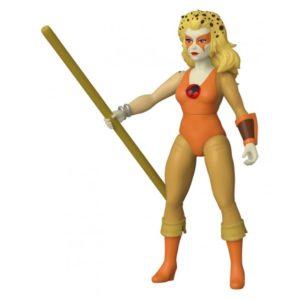 CHEETARA FIGURINE COSMOCATS SAVAGE WORLD FUNKO 10 CM (0) 889698301534 kingdom-figurine.fr