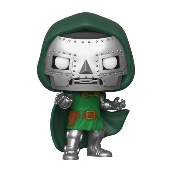 DOCTOR DOOM FIGURINE POP FANTASTIC FOUR MARVEL 561 FUNKO 889698449915 kingdom-figurine.fr