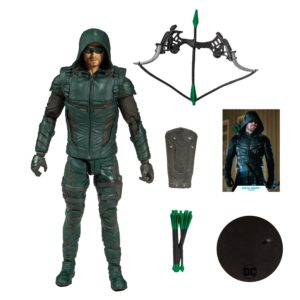 GREEN ARROW FIGURINE ARROW TV SERIES McFARLANE TOYS 18 CM (1) 787926151121 kingdom-figurine.fr