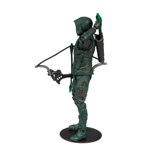 GREEN ARROW FIGURINE ARROW TV SERIES McFARLANE TOYS 18 CM (3) 787926151121 kingdom-figurine.fr