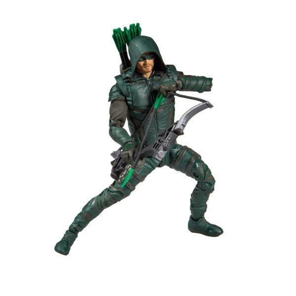GREEN ARROW FIGURINE ARROW TV SERIES McFARLANE TOYS 18 CM (5) 787926151121 kingdom-figurine.fr