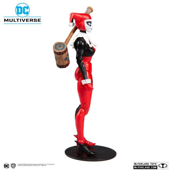 HARLEY QUINN FIGURINE DC REBIRTH McFARLANE TOYS 18 CM (5) 787926158021 kingdom-figurine.fr