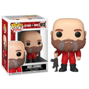 HELSINKY FIGURINE LA CASA DE PAPEL FUNKO POP TV 913 889698441940 kingdom-figurine.fr