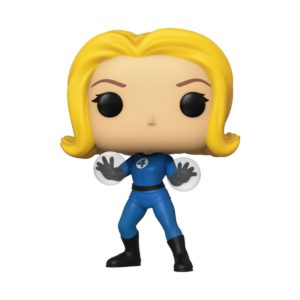 INVISIBLE GIRL FIGURINE POP FANTASTIC FOUR MARVEL 558 FUNKO (2) 889698449861 kingdom-figurine.fr