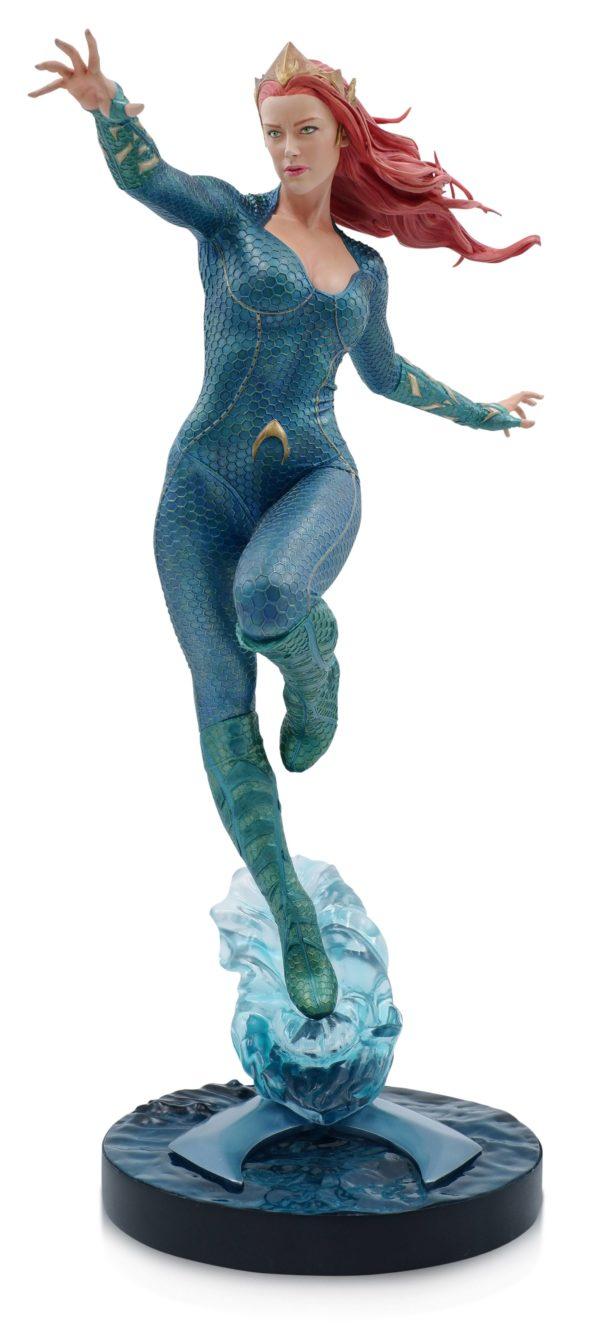 MERA STATUETTE DC COMICS AQUAMAN MOVIE DC COLLECTIBLES 30 CM 761941350318 kingdom-figurine.fr
