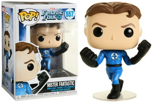 Quatre Fantastiques-Mister Fantastic #557 classique Marvel MARVEL FUNKO POP
