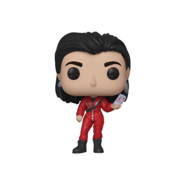 NAIROBI FIGURINE LA CASA DE PAPEL FUNKO POP TV 916 (2) 889698441971 kingdom-figurine.fr