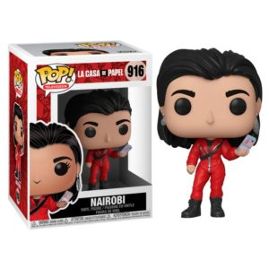 NAIROBI FIGURINE LA CASA DE PAPEL FUNKO POP TV 916 889698441971 kingdom-figurine.fr