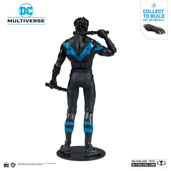 NIGHTWING FIGURINE DC REBIRTH BETTER THAN BATMAN McFARLANE TOYS 18 CM (4) 787926154023 kingdom-figurine.fr