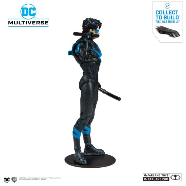 NIGHTWING FIGURINE DC REBIRTH BETTER THAN BATMAN McFARLANE TOYS 18 CM (5) 787926154023 kingdom-figurine.fr