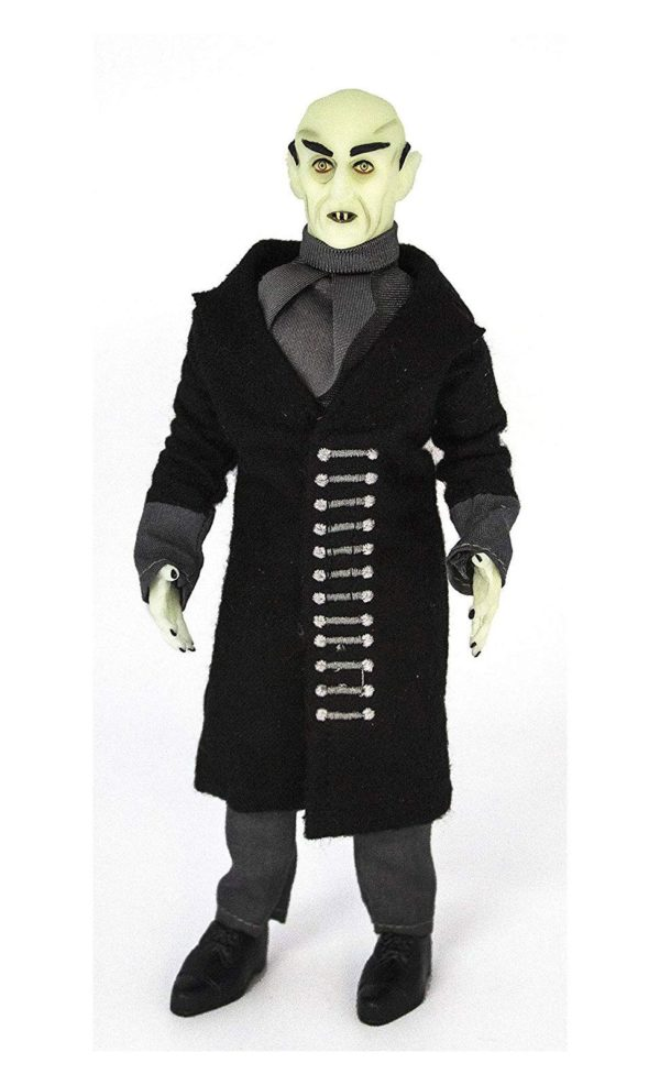 NOSFERATU GLOW IN THE DARK FIGURINE NOSFERATU MEGO 20 CM (2) 850003511757 kingdom-figurine.fr