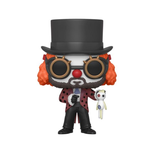 PROFESSOR (CLOWN) FIGURINE LA CASA DE PAPEL FUNKO POP TV 915 (3) 889698441964 kingdom-figurine.fr