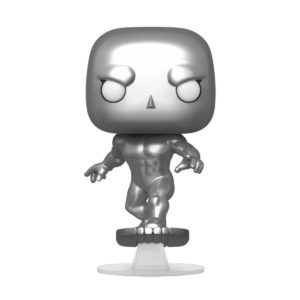 SILVER SURFER FIGURINE POP FANTASTIC FOUR MARVEL 563 FUNKO 889698449922 kingdom-figurine.fr
