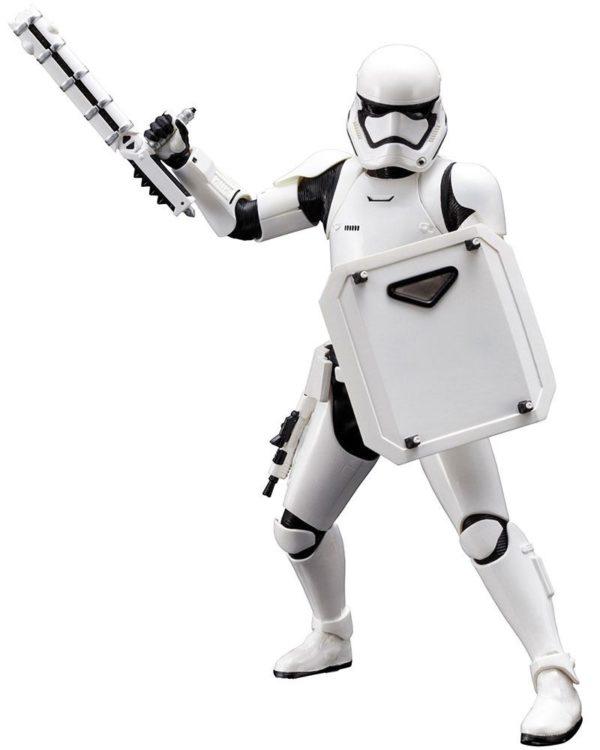 STORMTROOPER FN-2187 STATUETTE 1-10 PVC ARTFX+ STAR WARS EPISODE VII KOTOBUKIYA 19 CM 4934054903306 kingdom-figurine.fr