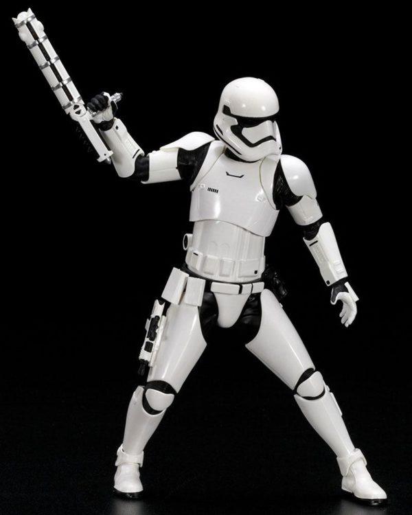 STORMTROOPER FN-2187 STATUETTE 1-10 PVC ARTFX+ STAR WARS EPISODE VII KOTOBUKIYA 19 CM (7) 4934054903306 kingdom-figurine.fr