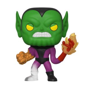SUPER-SKRULL FIGURINE POP FANTASTIC FOUR MARVEL 566 FUNKO 889698449946 kingdom-figurine.fr