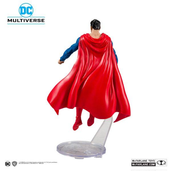 SUPERMAN FIGURINE ACTION COMICS #1000 DC REBIRTH McFARLANE TOYS 18 CM (3) 787926150025 kingdom-figurine.fr
