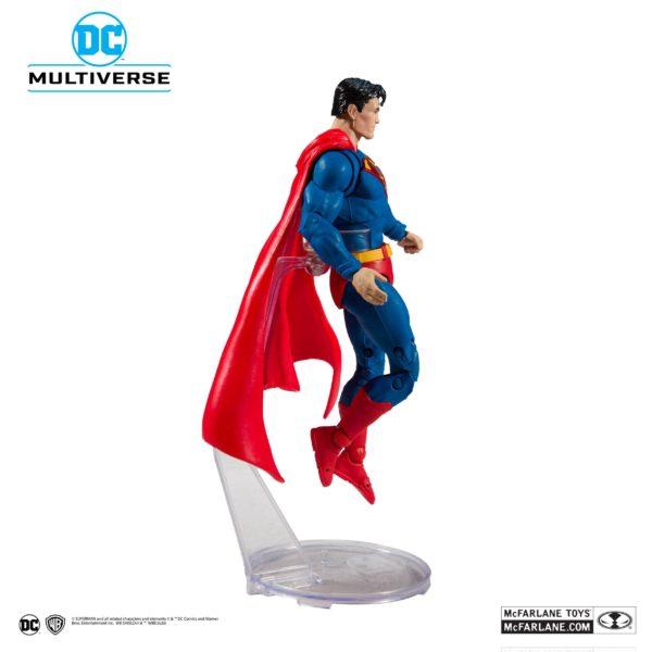 SUPERMAN FIGURINE ACTION COMICS #1000 DC REBIRTH McFARLANE TOYS 18 CM (4) 787926150025 kingdom-figurine.fr
