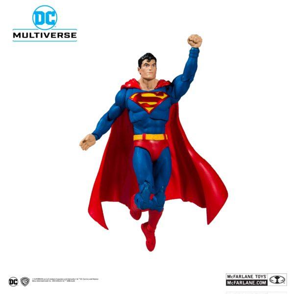 SUPERMAN FIGURINE ACTION COMICS #1000 DC REBIRTH McFARLANE TOYS 18 CM (5) 787926150025 kingdom-figurine.fr