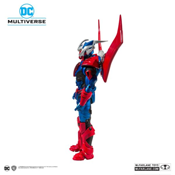 SUPERMAN UNCHAINED ARMOR FIGURINE SUPERMAN UNCHAINED McFARLANE TOYS 18 CM (3) 787926156027 kingdom-figurine.fr