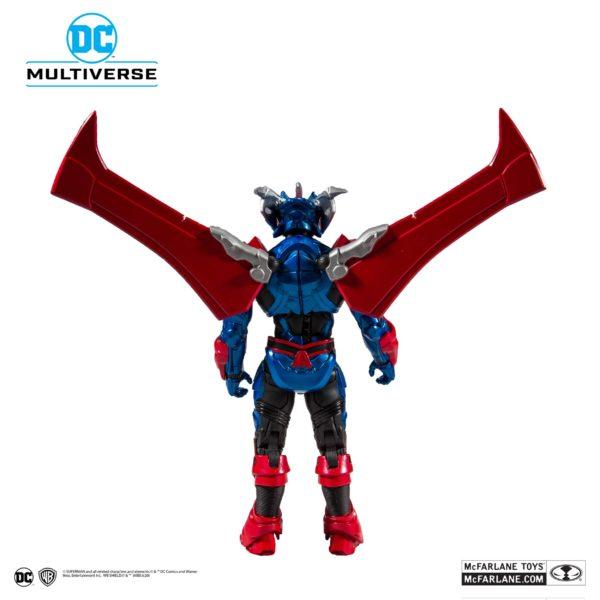 SUPERMAN UNCHAINED ARMOR FIGURINE SUPERMAN UNCHAINED McFARLANE TOYS 18 CM (4) 787926156027 kingdom-figurine.fr