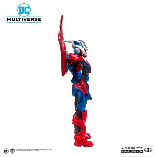 SUPERMAN UNCHAINED ARMOR FIGURINE SUPERMAN UNCHAINED McFARLANE TOYS 18 CM (5) 787926156027 kingdom-figurine.fr