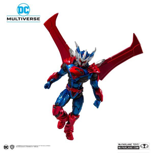 SUPERMAN UNCHAINED ARMOR FIGURINE SUPERMAN UNCHAINED McFARLANE TOYS 18 CM (6) 787926156027 kingdom-figurine.fr