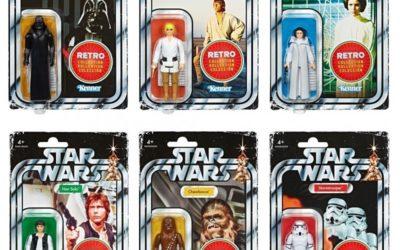 La rétro collection Star Wars par Hasbro : un plaisir à petit prix
