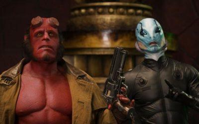 Hellboy et Abe Sapien par 1000Toys