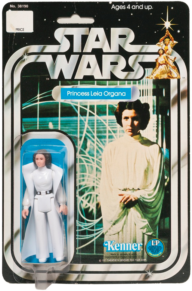 Star Wars : princesse Leïa version originelle