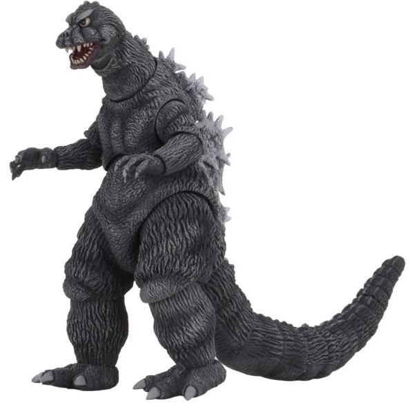 GODZILLA FIGURINE HEAD TO TAIL GODZILLA 1964 MOTHRA VS GODZILLA NECA 634482428924 kingdom-figurine.fr