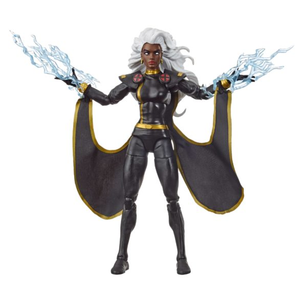 STORM FIGURINE UNCANNY X-MEN MARVEL RETRO COLLECTION HASBRO 15 CM (1) 5010993697946 kingdom-figurine.fr