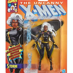 STORM FIGURINE UNCANNY X-MEN MARVEL RETRO COLLECTION HASBRO 15 CM 5010993697946 kingdom-figurine.fr