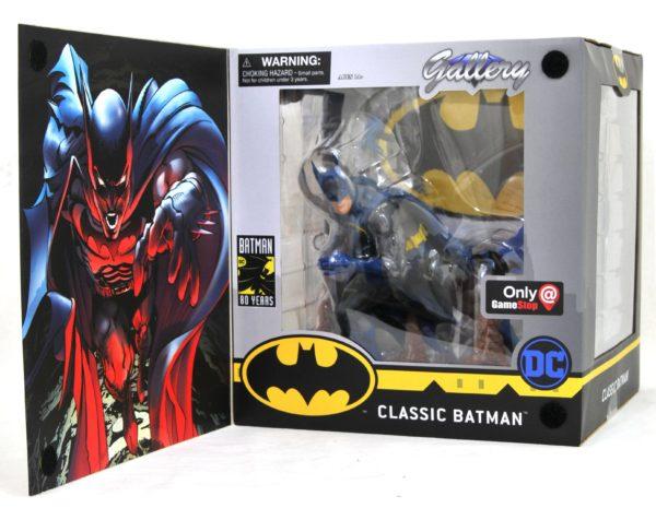 BATMAN BY NEAL ADAMS EXCLUSIVE STATUETTE DC COMIC GALLERY DIAMOND SELECT 28 CM (7) 699788834442 kingdom-figurine.fr