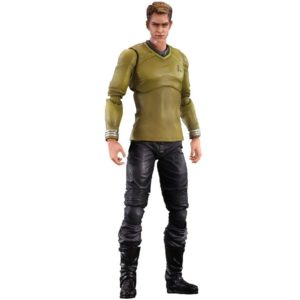 CAPTAIN JAMES T. KIRK FIGURINE STAR TREK MOVIE PLAY ARTS KAI SQUARE ENIX 26 CM (0) 4988601320016 kingdom-figurine.fr