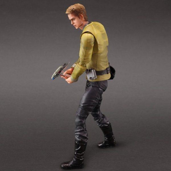 CAPTAIN JAMES T. KIRK FIGURINE STAR TREK MOVIE PLAY ARTS KAI SQUARE ENIX 26 CM (3) 4988601320016 kingdom-figurine.fr