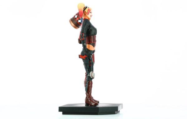 HARLEY QUINN STATUETTE INJUSTICE 2 DC VIDEO GAME GALLERY DIAMOND SELECT 23 CM (1) 699788830659 kingdom-figurine.fr