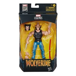 LOGAN FIGURINE FIGURINE X-MEN MARVEL LEGENDS 80TH ANNIVERSARY HASBRO 15 CM (2) 5010993647262 kingdom-figurine.fr