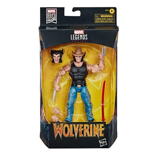 LOGAN FIGURINE FIGURINE X-MEN MARVEL LEGENDS 80TH ANNIVERSARY HASBRO 15 CM (2) 5010993647262 kingdom-figurine.fr