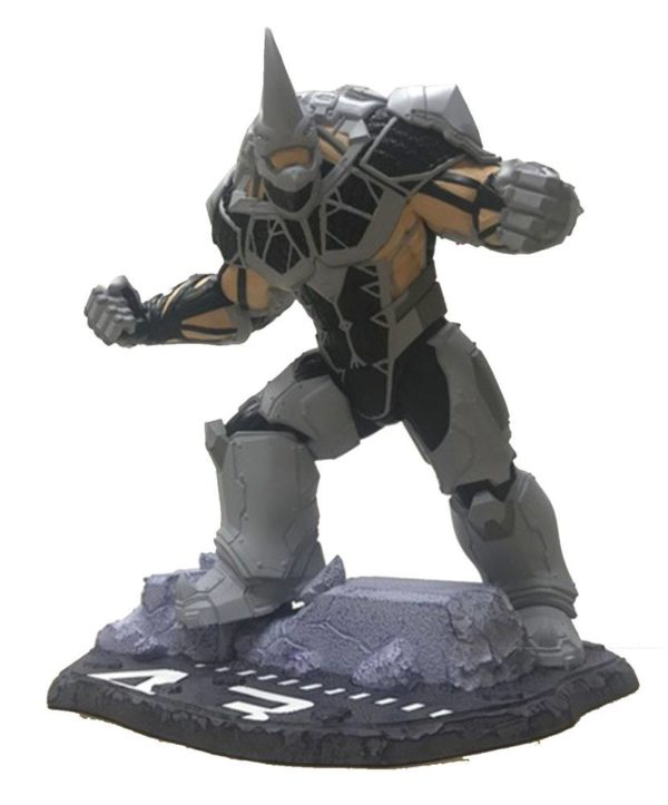 RHINO SINISTER SIX STATUETTE 1-12 MARVEL'S SPIDERMAN GAMEVERSE POP CULTURE SHOCK 18 CM (1) 656793637482 kingdom-figurine.fr