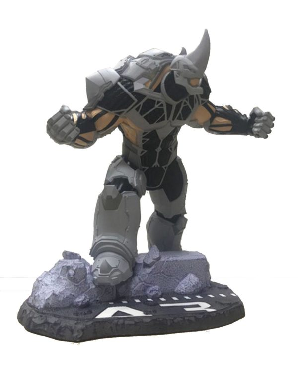 RHINO SINISTER SIX STATUETTE 1-12 MARVEL'S SPIDERMAN GAMEVERSE POP CULTURE SHOCK 18 CM (3) 656793637482 kingdom-figurine.fr