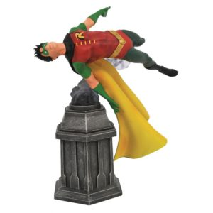 ROBIN STATUETTE DC COMIC GALLERY DIAMOND SELECT 23 CM 699788832448 kingdom-figurine.fr