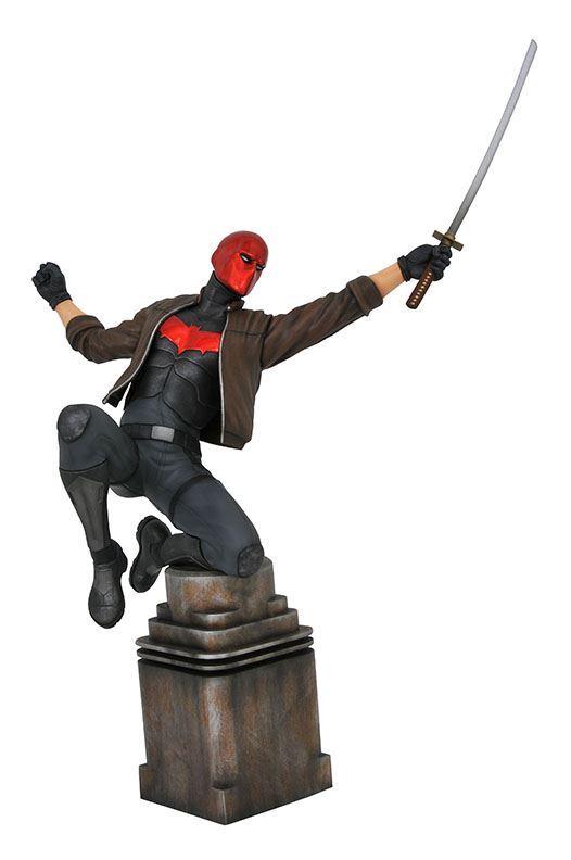 RED HOOD STATUETTE DC COMIC GALLERY DIAMOND SELECT 23 CM (1) 699788834459 kingdom-figurine.fr
