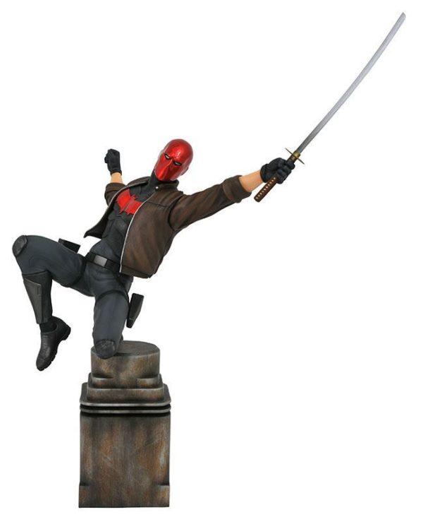RED HOOD STATUETTE DC COMIC GALLERY DIAMOND SELECT 23 CM (2) 699788834459 kingdom-figurine.fr